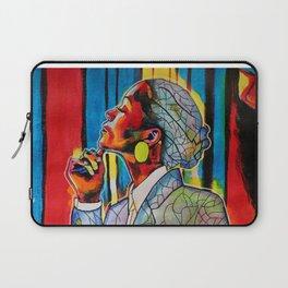 Zoe Saldana for Porter Laptop Sleeve