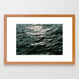 Waves No.1 Framed Art Print