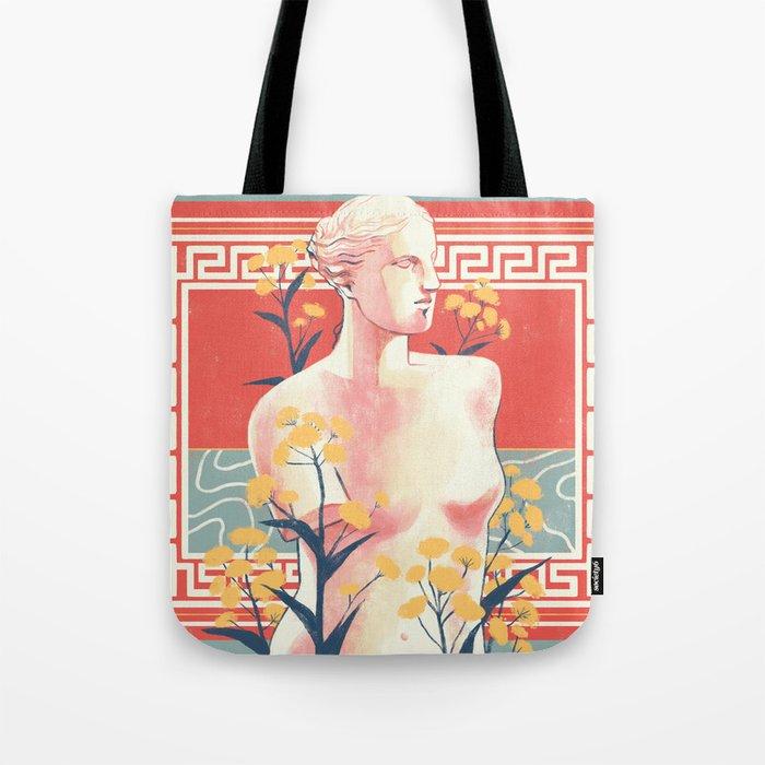 Silphium Tote Bag
