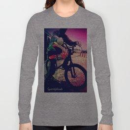 jdm bmx Long Sleeve T-shirt