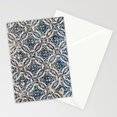 Azulejos - Portuguese painted tiles II Stationery Cards