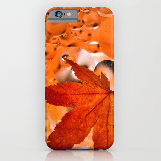 Maple Leave iPhone & iPod Case