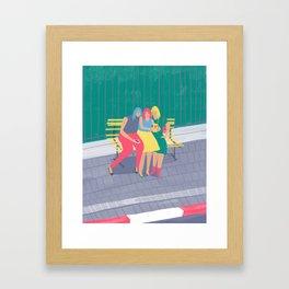 Tel-Aviv #4 Framed Art Print