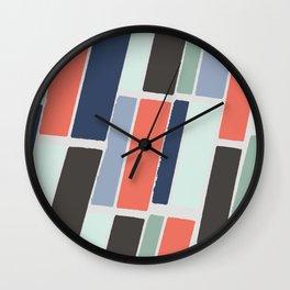 Cascade 1 Wall Clock