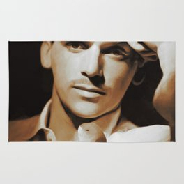 Hollywood Legends, Douglas Fairbanks, Jr. Rug