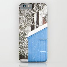 Blue Snow House  Slim Case iPhone 6s