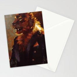 Dandy Lion Stationery Cards