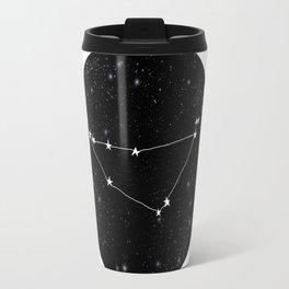 Capricorn constellation star sign zodiac art gifts Travel Mug