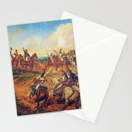 Independence or Death by Pedro Americo (1888) Stationery Cards