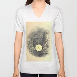The shepherd Unisex V-Neck