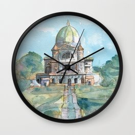 Saint Joseph's Oratory on Mount Royal Wall Clock