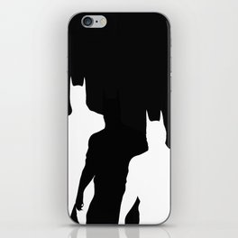The Bat Hidden Profile iPhone Skin