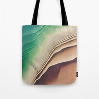dune Tote Bags featuring Dune by Jellyfishtimes