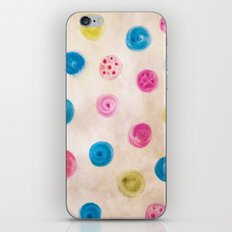 fingertips iPhone & iPod Skin
