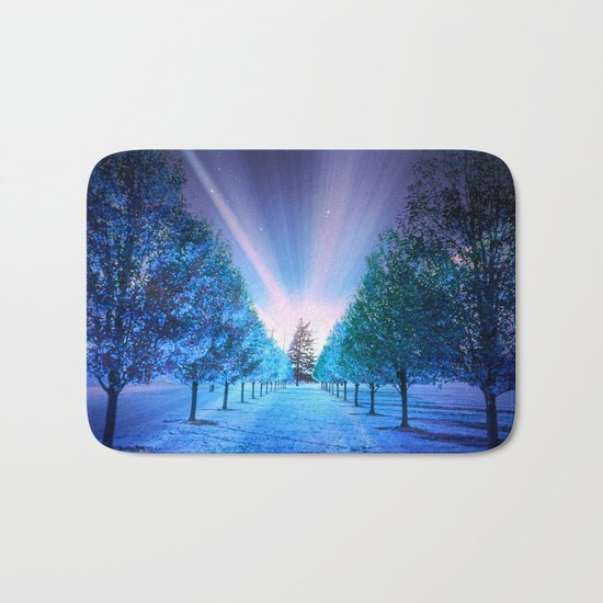 Fantasy Path Bath Mat