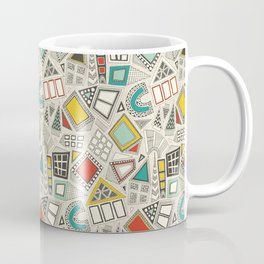 ONNI ECRU Coffee Mug