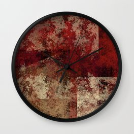 A Passionate Touch Wall Clock
