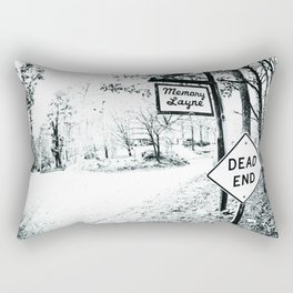 Memory Layne Dead End Rectangular Pillow