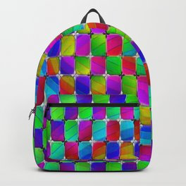 Tumbler #4 Psychedelic Optical Illusion Design by CAP Backpack