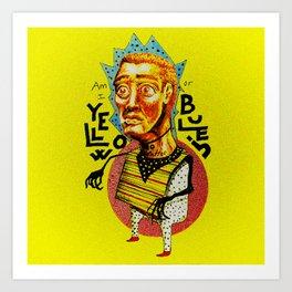 Jacinto Coronel Art Print