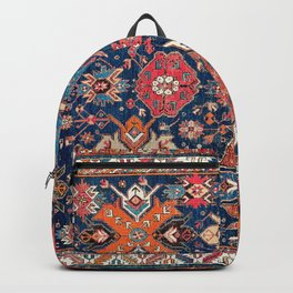 Derbent Daghestan Northeast Caucasus Rug Print Backpack