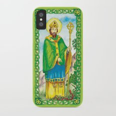 Saint Patrick Slim Case iPhone X