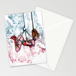 Bondage Wonderowman Stationery Cards