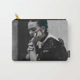 Frida Carry-All Pouch