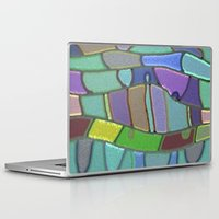 angels Laptop & iPad Skins featuring Angels by Betty Mackey