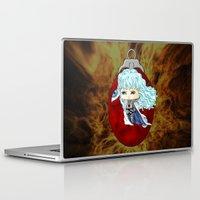 berserk Laptop & iPad Skins featuring Griffith by artwaste