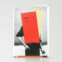 rothko Stationery Cards featuring ROTHKO by Marko Köppe