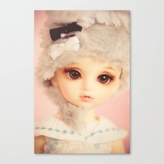 Audree Canvas Print