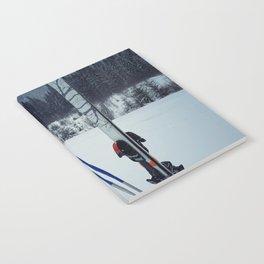 ski equipment Notebook