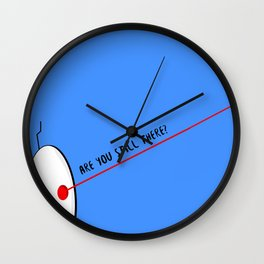 Are You Still There? Wall Clock