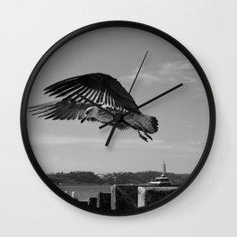 Möwe Wall Clock