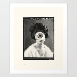 Look (3) Art Print