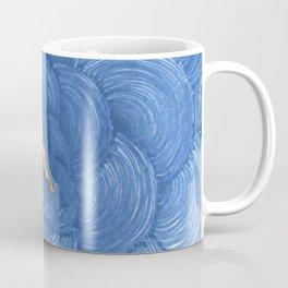 Reverse mermaid having an existential crisis Coffee Mug