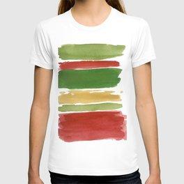 Christmas Colour Palette T-shirt