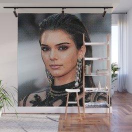 KendallJenner Wall Mural