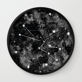 Taurus Constellation Wall Clock