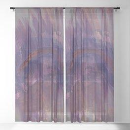 Healing II Sheer Curtain