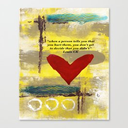 Insightful Canvas Print