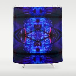Psychedelic Festival 003 Shower Curtain