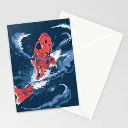 The Carp Stationery Cards