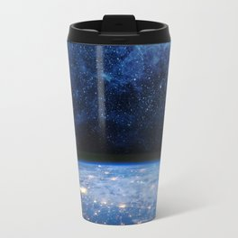 Earth and Galaxy Travel Mug