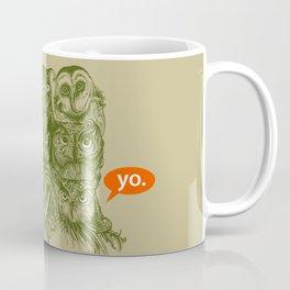 Wisdom to the Nines Coffee Mug