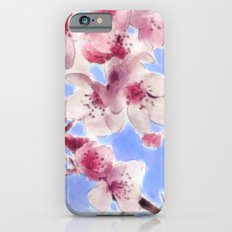 Japanese Cherry Blossoms iPhone 6s Slim Case