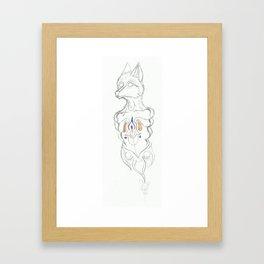 Armour Framed Art Print