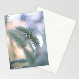 Trough leaves Stationery Cards