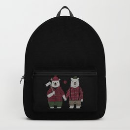 My Bear Valentine Backpack